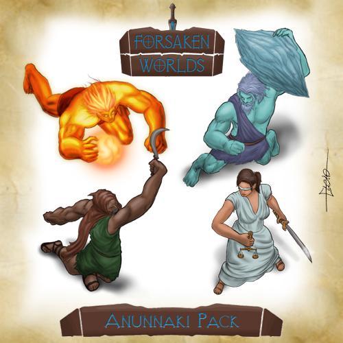 Anunnaki Pack