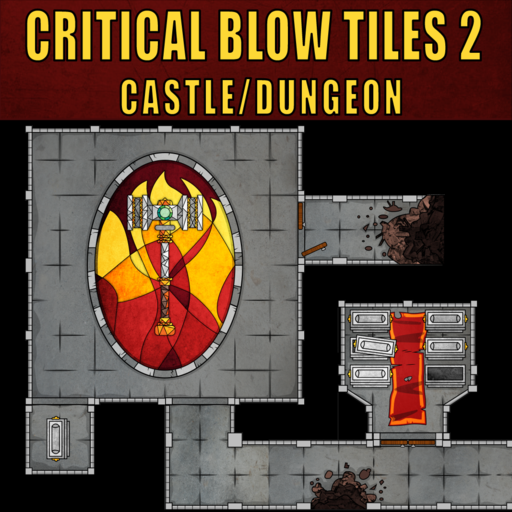 Critical Blow Map Tiles 2