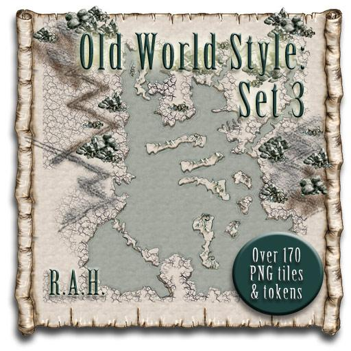 Old World Style: Set 3