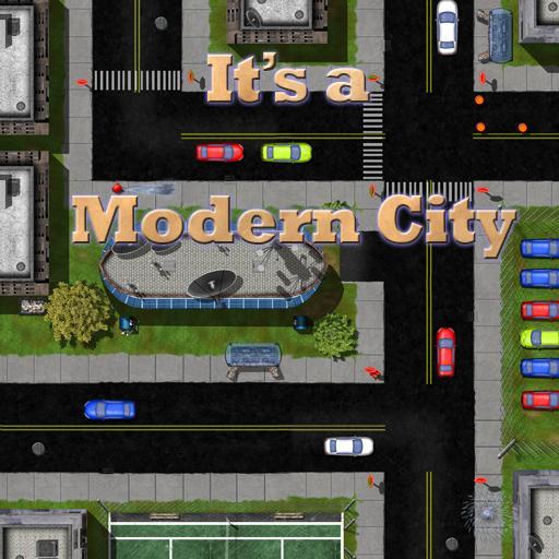 Its a Modern City