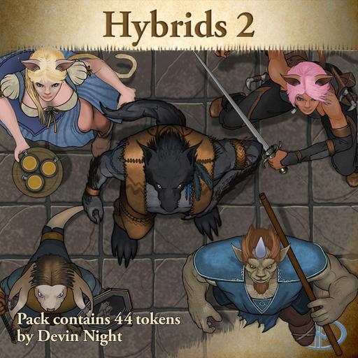 93 - Hybrids 2