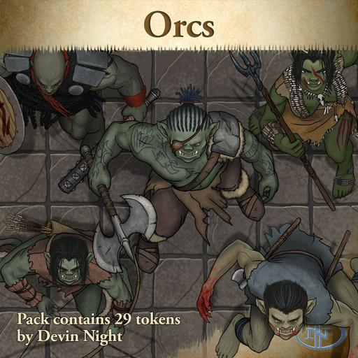 96 - Orcs