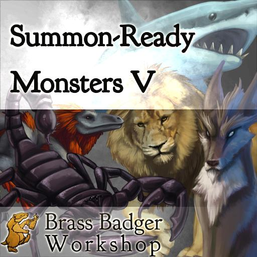 Summon Ready Monsters V