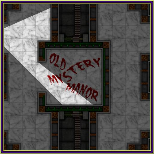 Old Mystery Manor