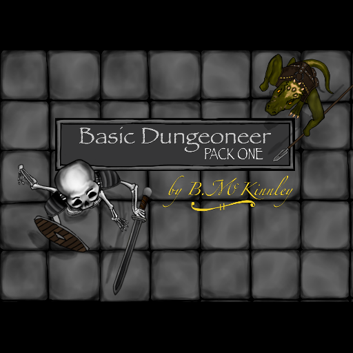 Basic Dungeoneer (pack one)