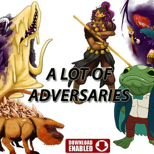 A Lot of Adversaries