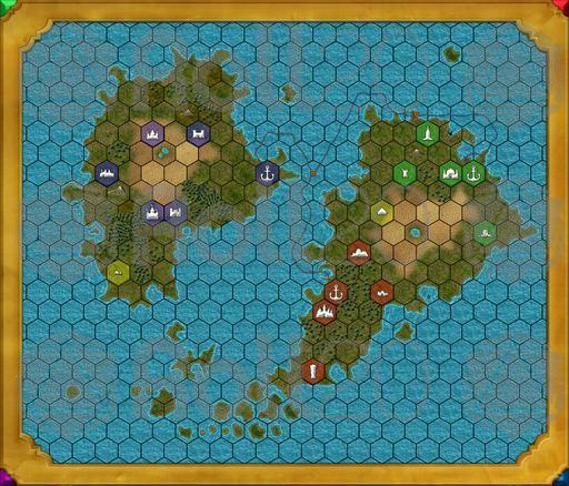 Hex March Vol 1 World Map Builder Roll20 Marketplace Digital