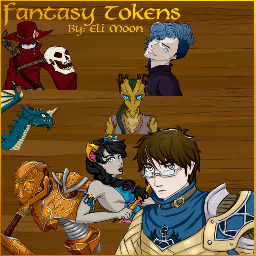 Fantasy Tokens 2