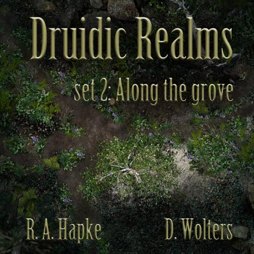 Druidic Realms set 2: Along the Grove