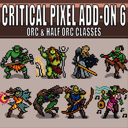 Critical Pixel Add-On 6