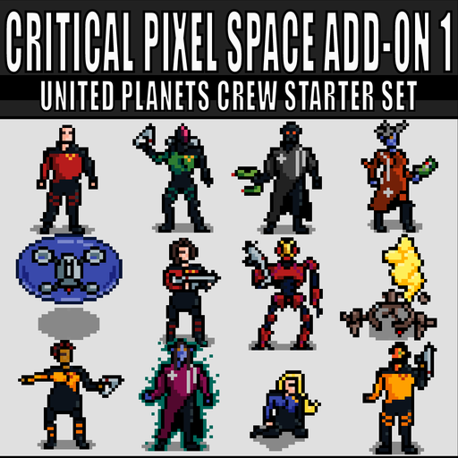 Critical Pixel Space Addon 1