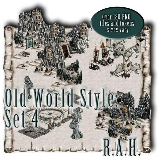 Old World Style: Set 4