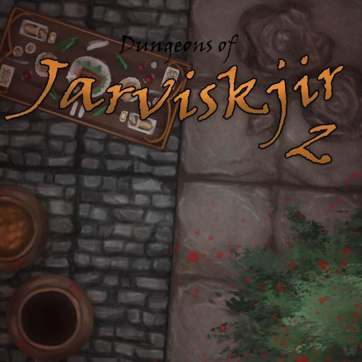 Dungeons of Jarviskjir 2