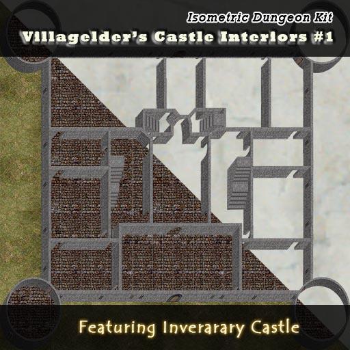 Villagelder's Castle Interiors #1