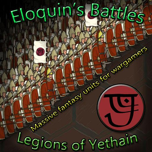 Eloquins Battles: Legions of Yethain