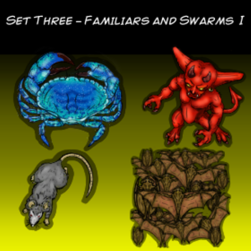 Set Three - Familiars and Swarms I