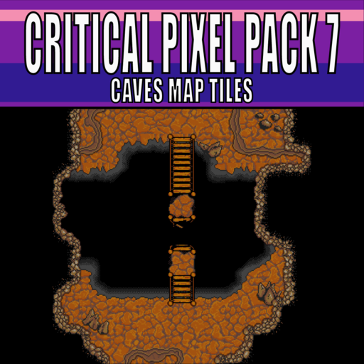 Critical Pixel Pack 7