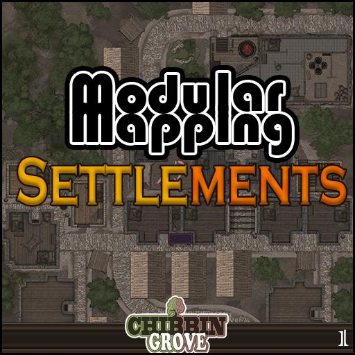 Chibbin Grove Modular Mapping Settlements 1
