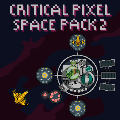 Critical Pixel Space Pack 2
