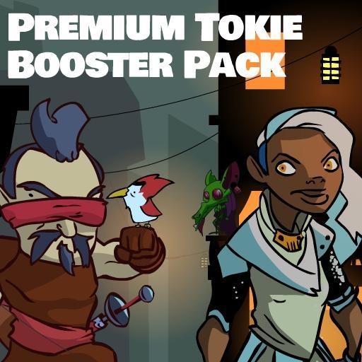 Premium Tokie Booster Pack