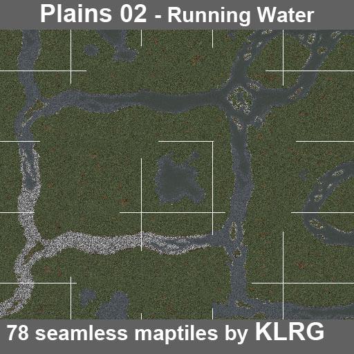 KLRG Plains 02 - Running Water