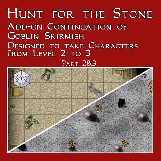 Auchindale: Hunt for the Stone - Chapter 2&3