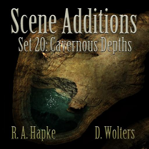 Scene Additions set 20: Cavernous Depths