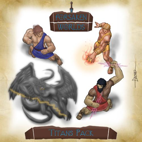 Titans Pack