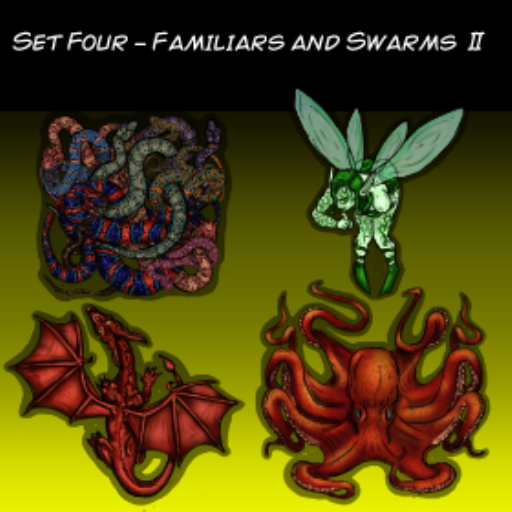 Set Four - Familiars and Swarms II