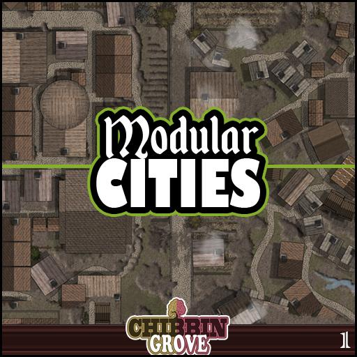 Chibbin Grove Modular Cities 1