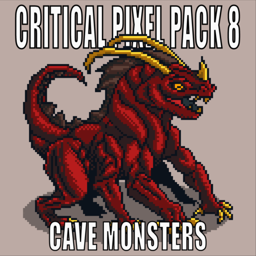 Critical Pixel Pack 8