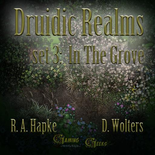 Druidic Realms set 3: In The Grove