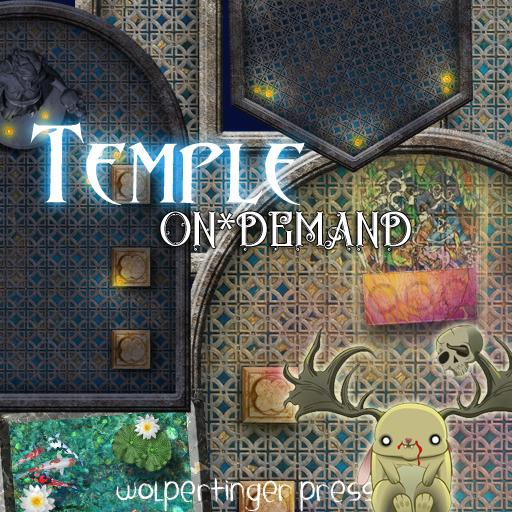 Temple-on-Demand Tile Pack