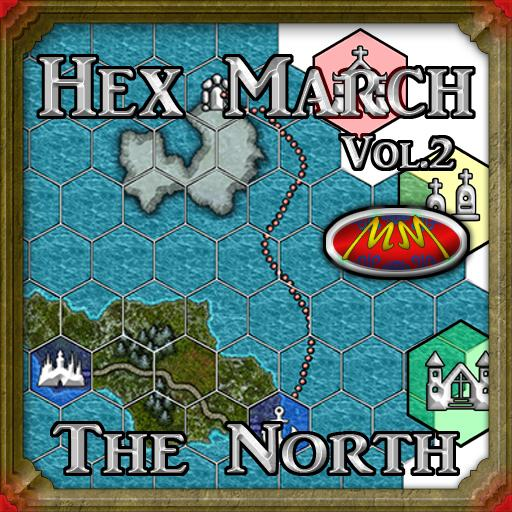Hex March Vol. 2 The North