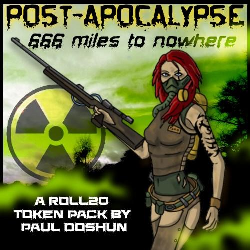 Post-Apocalypse: 666 Miles to Nowhere