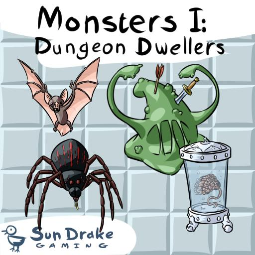 Monsters I: Dungeon Dwellers