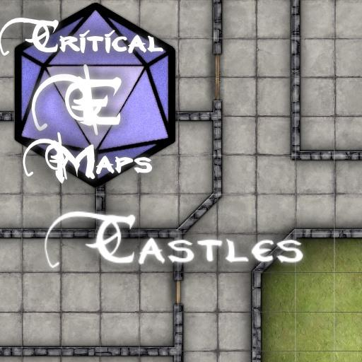 Critical E Maps: Castles