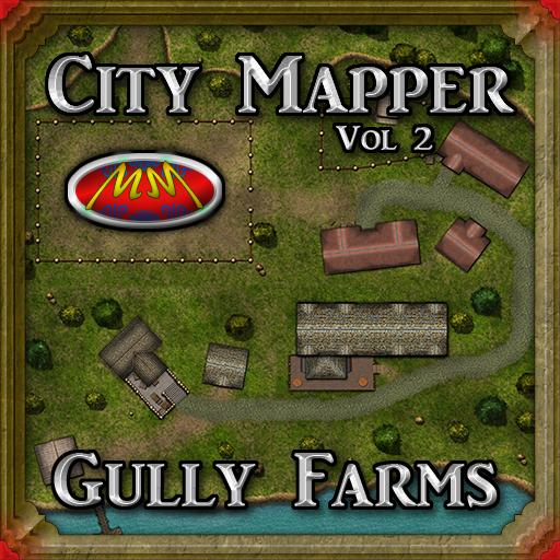 City Mapper Vol 2: Gully Farms