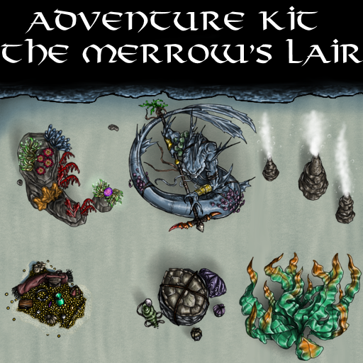 Adventure Kit: The Merrow's Lair