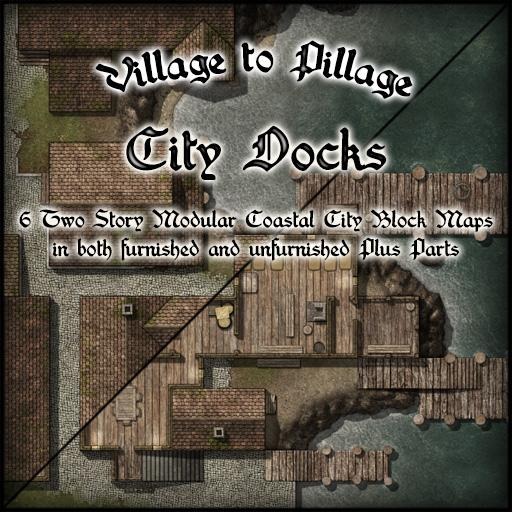 Village to Pillage: City Docks