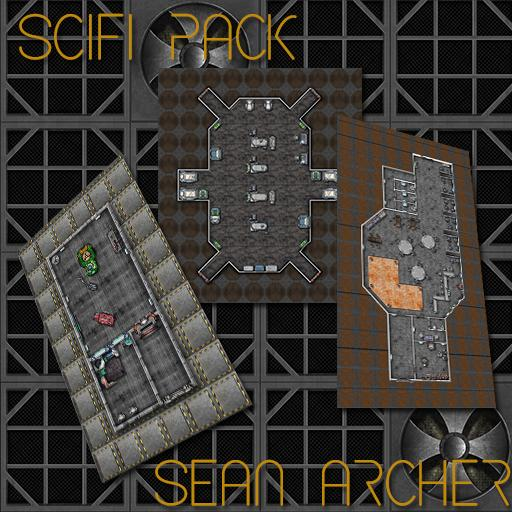SCIFI Pack 01