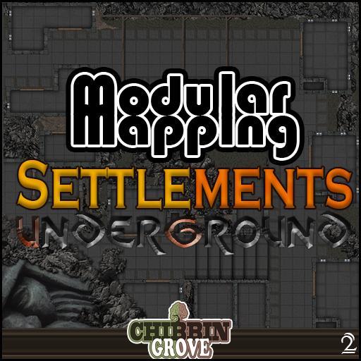 Modular Mapping Settlements 2: Underground