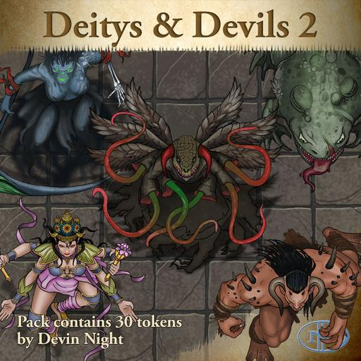 94 - Deitys and Devils 2