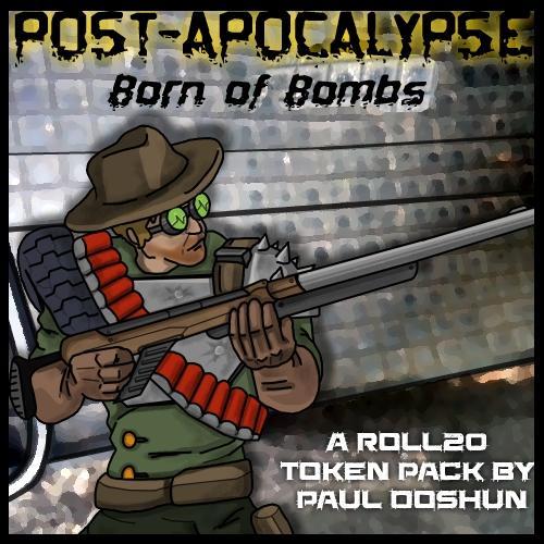 Post-Apocalypse: Born of Bombs