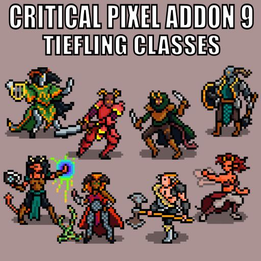Critical Pixel Addon 9