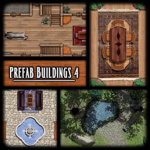 Prefab Buildings 4