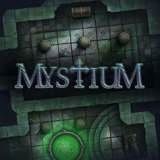 Modular Dungeon Maker: Mystium
