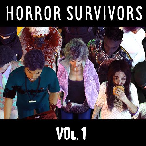 Horror Survivors Vol. 1