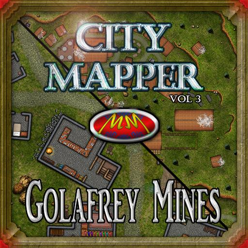 City Mapper V3: Golafrey Mines