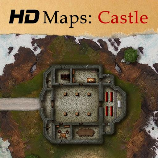 HD Maps: Castle